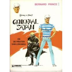 Bernard Prince 01 - Generaal Satan oorspronkelijk omslag