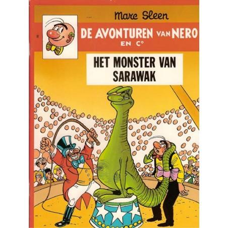 Nero 081 Het monster van Sarawak herdruk