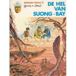 Bernard Prince<br>03 - De hel van Suong-Bay<br>oorspr. omslag