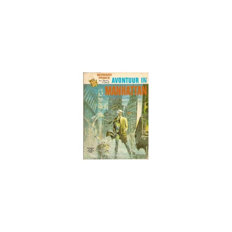 Bernard Prince 04 - Avontuur in Manhattan 1e druk 1974