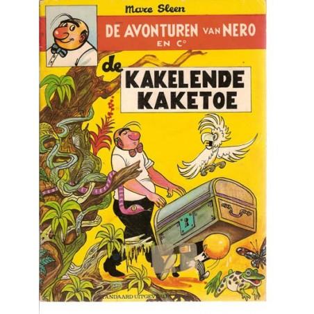 Nero 021 De kakelende kaketoe herdruk