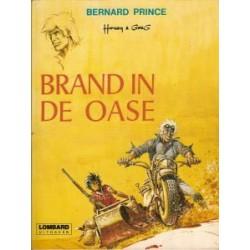 Bernard Prince<br>05 - Brand in de oase<br>oorspronkelijk omslag