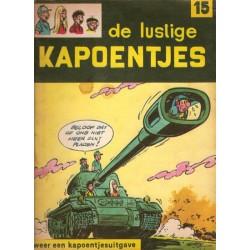 Lustige Kapoentjes 15 1e druk 1970