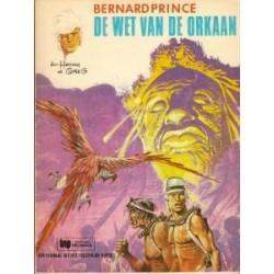 Bernard Prince<br>06 - De wet van de orkaan<br>herdruk 1975
