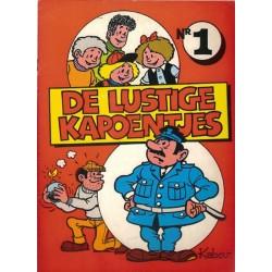 Lustige Kapoentjes 01 herdruk 1981