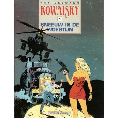 Kowalsky set deel 1 & 2 1e drukken 1990-1991