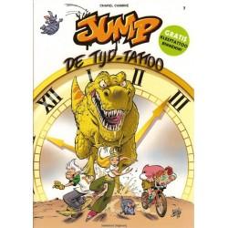 Jump 07 De tijd-tattoo 1e druk 2009