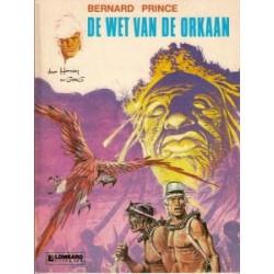Bernard Prince<br>06 - De wet van de orkaan<br>oorspr. omslag