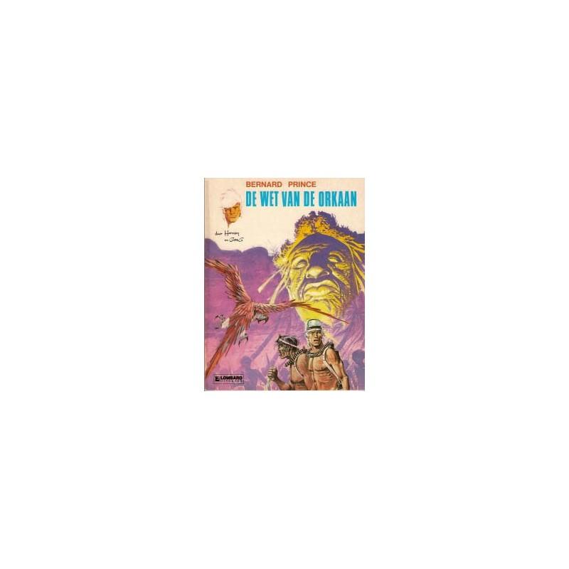 Bernard Prince 06 - De wet van de orkaan oorspr. omslag