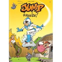 Jump 02 Freeze! 1e druk 2007