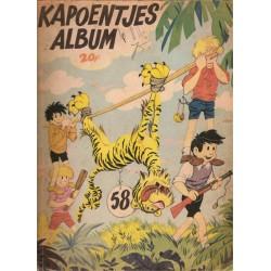 Kapoentjes album 58 1e druk 1963