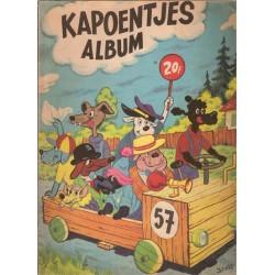 Kapoentjes album 57 1e druk 1963