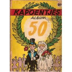 Kapoentjes album 50% 1e druk 1961