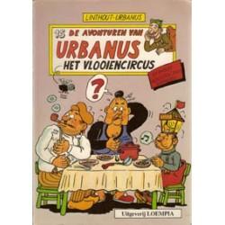Urbanus 015 Het vlooiencircus 1e druk 1987
