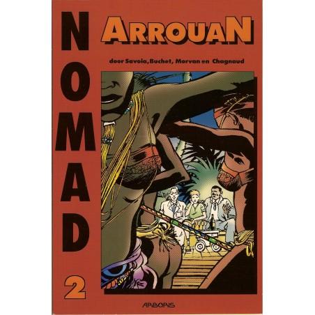Nomad 02 Arrouan 1e druk 1996