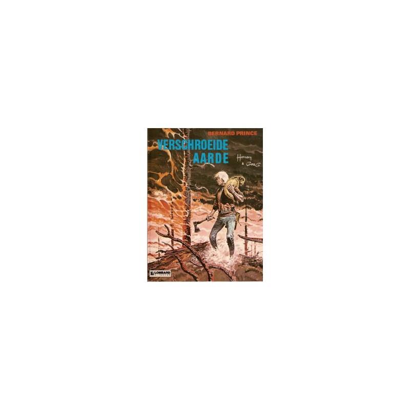 Bernard Prince 07 - Verschroeide aarde oorspr. omslag