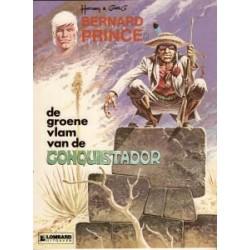 Bernard Prince<br>08 - Groene vlam conquistador<br>oorspr. omsl.