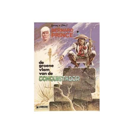 Bernard Prince 08 - Groene vlam conquistador oorspr. omsl.