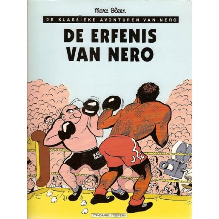 Nero  Klassiek 05 De erfenis van Nero