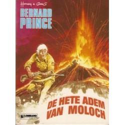 Bernard Prince 10 - De hete adem van Moloch oorspr. omslag