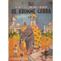 Nero ongekleurd 48 De kromme cobra 1e druk 1964