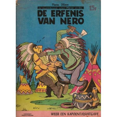Nero ongekleurd 03% De erfenis van Nero herdruk 1962