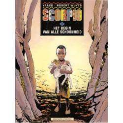 Scorpio 02 Het begin van alle schoonheid 1e druk 1993