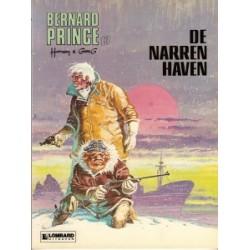Bernard Prince<br>13 - De narrenhaven<br>oorspronkelijk omslag