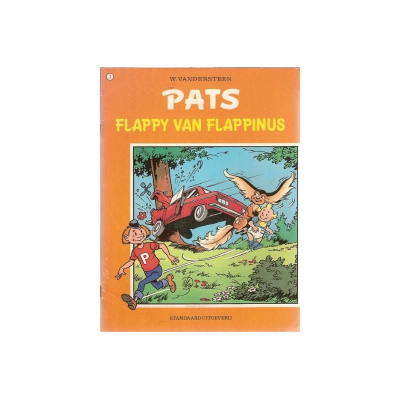 Pats set deel 1 t/m 7 1e drukken 1975-1976