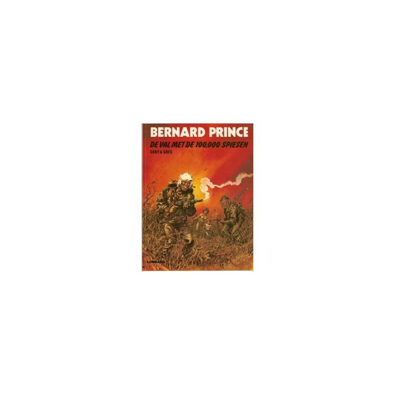 Bernard Prince 14 - Val m/d 100.000 spiesen 1e druk 1980