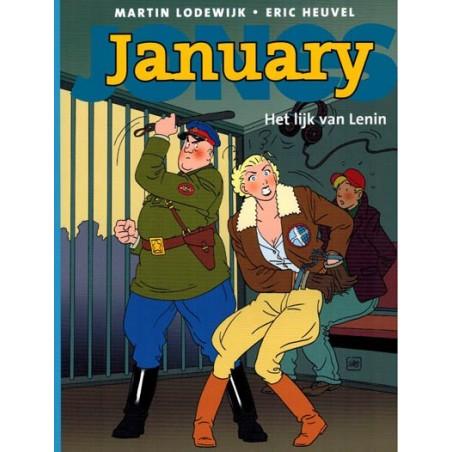 January Jones  07 Het lijk van Lenin + Het halve werk