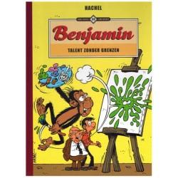 Arcadia archief 30 HC Benjamin Talent zonder grenzen