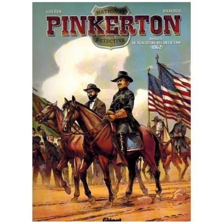 Pinkerton National detective 03 Dossier De slachting bij Antietam 1862 1e druk 2015