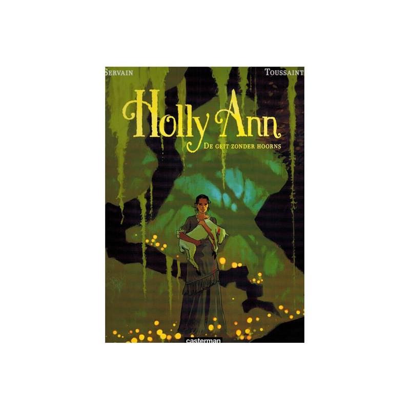 Holly Ann 01 De geit zonder hoorns