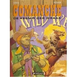 Comanche 13 - De kermis der wraak 1e druk 1995