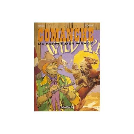 Comanche 13 De kermis der wraak 1e druk 1995