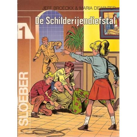 Sloeber G01% De schilderijendiefstal herdruk 1986