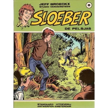 Sloeber 08 De pelsjas 1e druk 1984