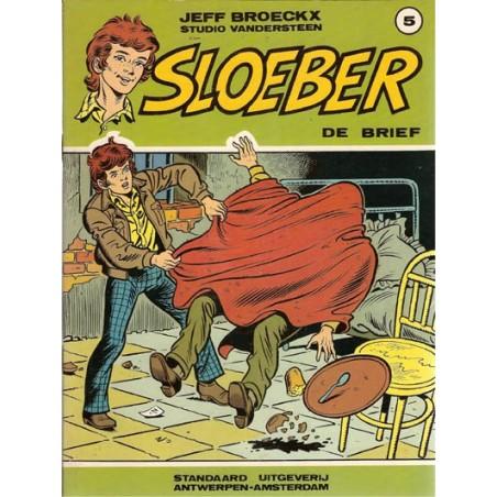 Sloeber 05% De brief 1e druk 1983