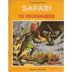 Safari 23 De regenmaker 1e druk 1974