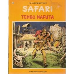 Safari 21 Tembo Mafuta 1e druk 1973 zonder sticker