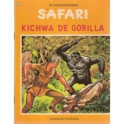 Safari 17 Kichwa de gorilla 1e druk 1973