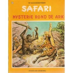 Safari 15 Mysterie rond de ark 1e druk 1972