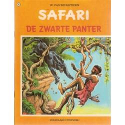 Safari 14 De zwarte panter 1e druk 1972