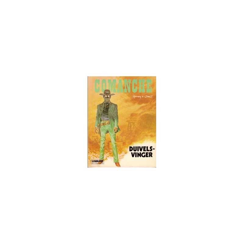 Comanche 07 - Duivelsvinger 1e druk 1977