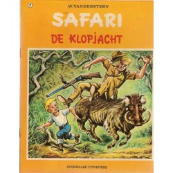 Safari 12 De klopjacht 1e druk 1972
