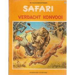 Safari 10 Verdacht konvooi 1e druk 1971
