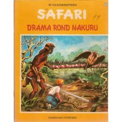 Safari 06 Drama rond Nakuru 1e druk 1970