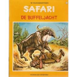 Safari 05 De buffeljacht 1e druk 1970