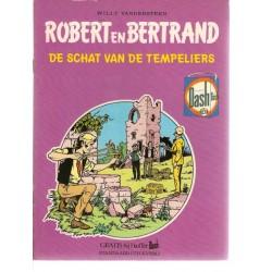 Robert en Bertrand SP De schat van de Tempeliers reclameuitgave Dash